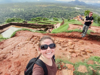best places to travel alone sigiriya sri lanka