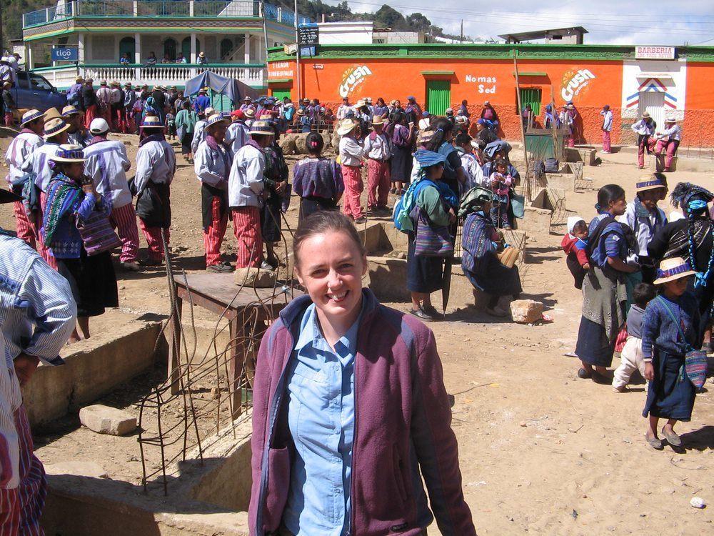 Guatemala Sharon Gourlay